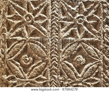 Visogoths Pilaster