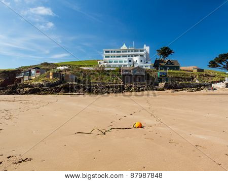 Burgh Island South Devon England