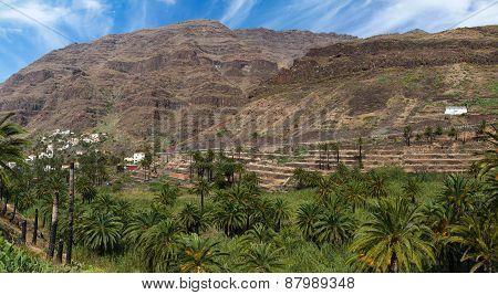 La Gomera, Valle Gran Rey