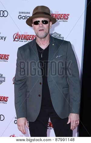 LOS ANGELES - FEB 13:  Michael Rooker at the