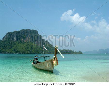 Krabi Longtail Boat