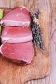 picture of bundle  - meat food  - JPG