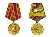 stock photo of breastplate  - Medal  - JPG