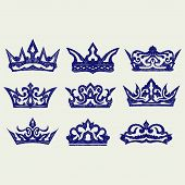 foto of crown jewels  - Crown collection - JPG
