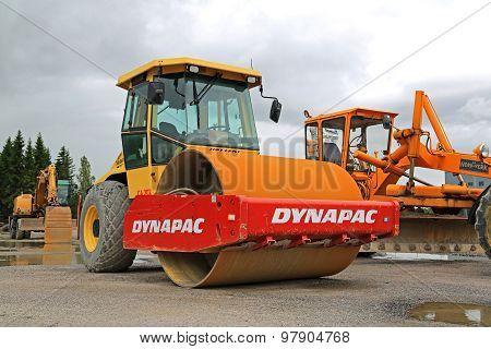 Dynapac Drum Roller Compactor