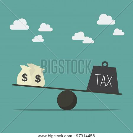 Balancing With Income And Tax