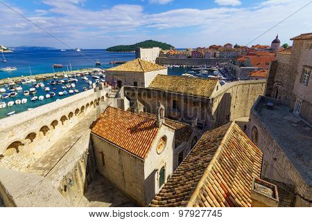 Chapels Of Announcement And Of St. Luke, Dubrovnik