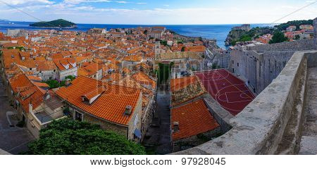 Old City Panorama, Dubrovnik