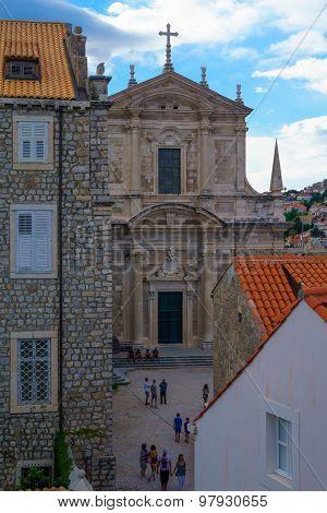 St. Ignatius Church, Dubrovnik