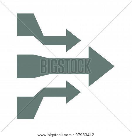 Moving Forward Task Arrow Chart