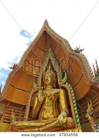 Amazing Big Buddha ancient