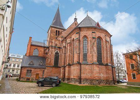 Tartu St John Church