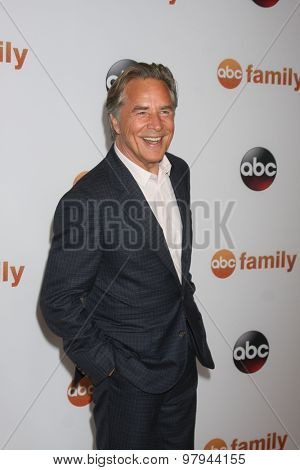 LOS ANGELES - AUG 4:  Don Johnson at the ABC TCA Summer Press Tour 2015 Party at the Beverly Hilton Hotel on August 4, 2015 in Beverly Hills, CA