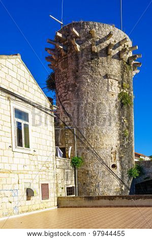 Lombardo Tower, Korcula
