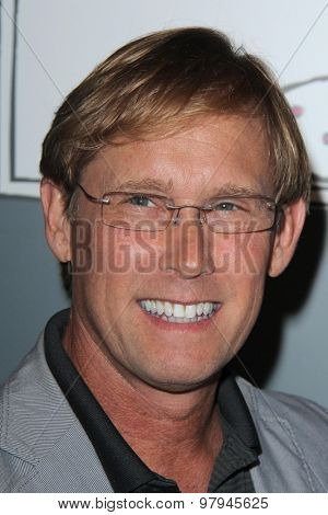 LOS ANGELES - JUL 31:  Bart Conner at the Special Olympics Inaugural Dance Challenge at the Wallis Annenberg Center For The Performing Arts on July 31, 2015 in Beverly Hills, CA