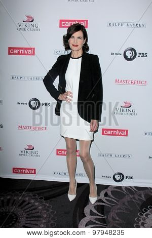 LOS ANGELES - AUG 1:  Elizabeth McGovern at the