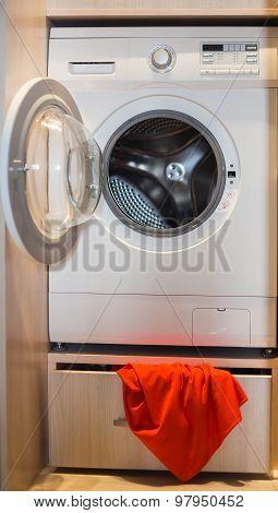 Washing Machine Built In Furniture