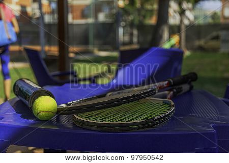 Tennis Club Activity