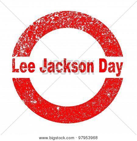Lee Jackson Day