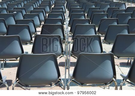 Chairs In Outdoor