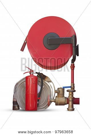Fire Hose Fire Extinguisher