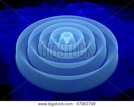 3D Waveform Fractal