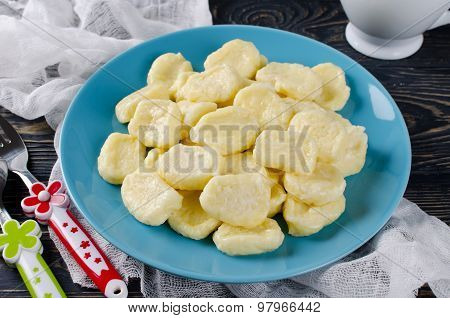 Lazy Dumplings Of Cottage Cheese