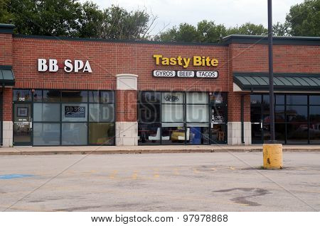 BB Spa and Tasty Bite