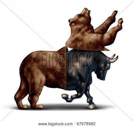 Bull Market Concept