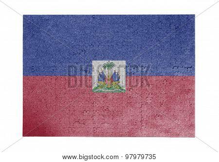Large Jigsaw Puzzle Of 1000 Pieces - Haiti