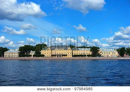 St. Petersburg, Menshikov Palace