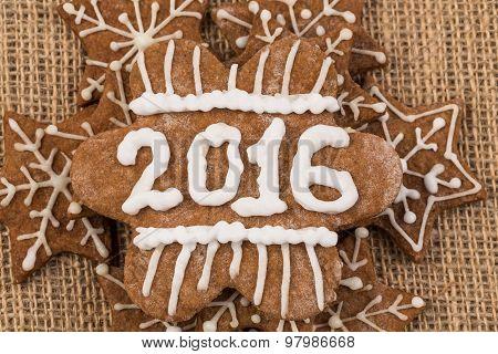Christmas Gingerbread Cookies Homemade