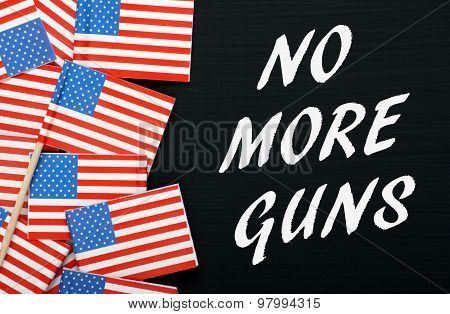 No More Guns