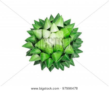 Artificial Flower Made From Pandanus Leafs