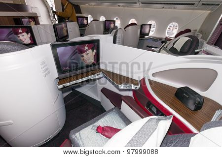 First Class Airbus A350
