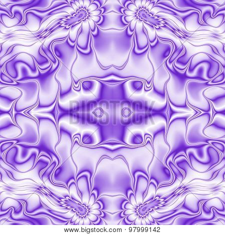 Seamless Ornate Background Or Pattern.