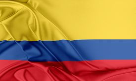 picture of flags world  - Colombia Flag - JPG