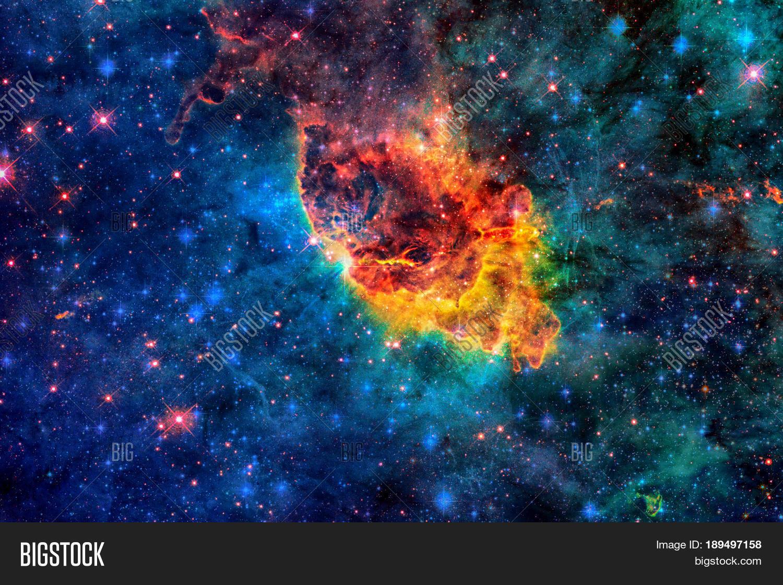 Carina nebula outer space elements image photo bigstock for Outer space elements