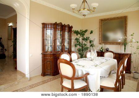 Beautiful Dining-Hall