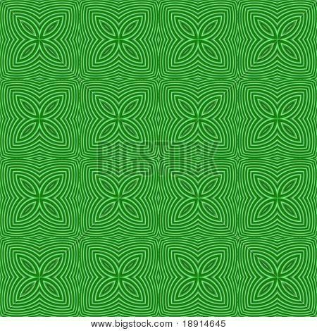 seamless tillable background texture like clover leaves for St. Patricks day