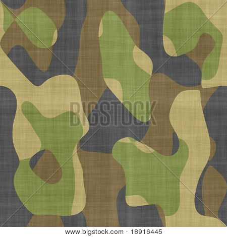 camouflage fabric background, seamlessly tillable