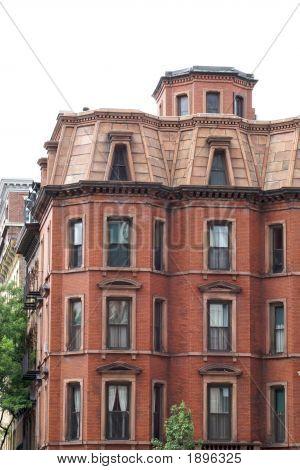 Stately Apt Building