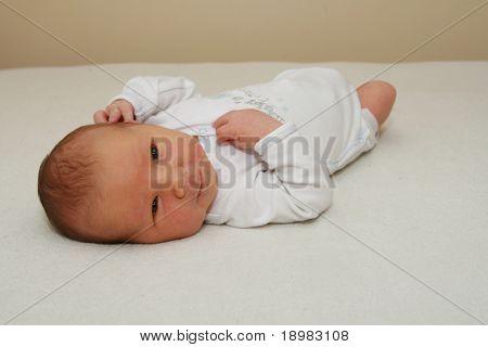 Newborn baby - 9 days old baby
