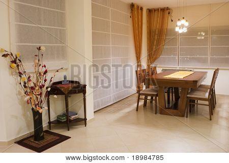 Dinner room/ living room dinner table