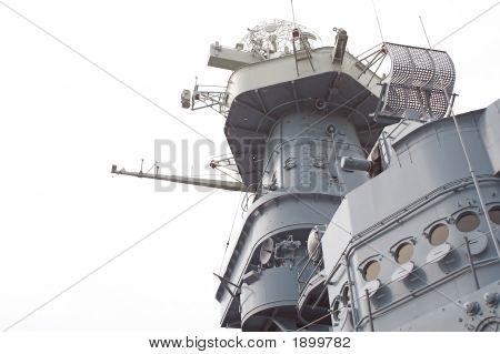 Battleship Conning Tower