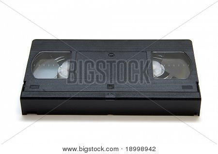 VHS Tape frontal