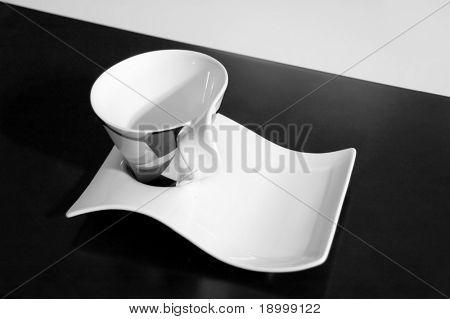 Modern Porcelain cup
