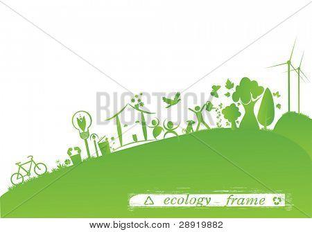 marco de la ecología