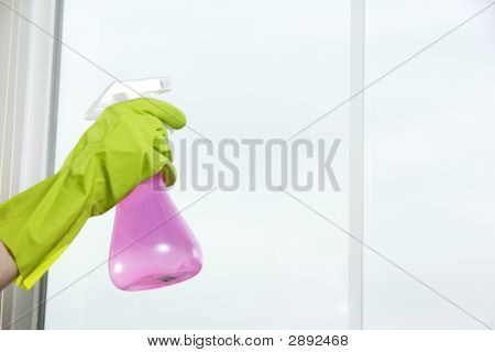 Washing Window