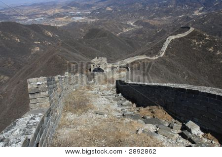 The Remnant Greatwall In China